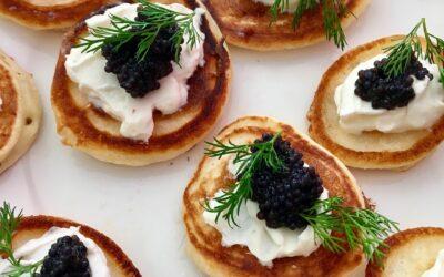 Find den rigtige Caviar til arrangementer