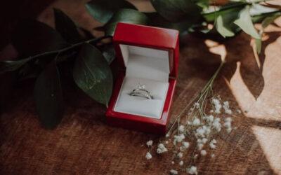 Køb en smuk solitaire ring